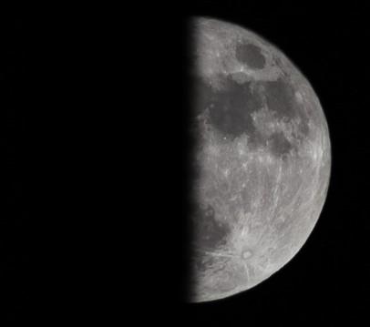 Φεγγάρι των πρώτων τριμήνων - 3-1-2020