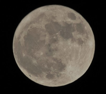 Πλήρες φεγγάρι (<span style='color:orange;'>Πανσέληνος</span>) - 10-1-2020