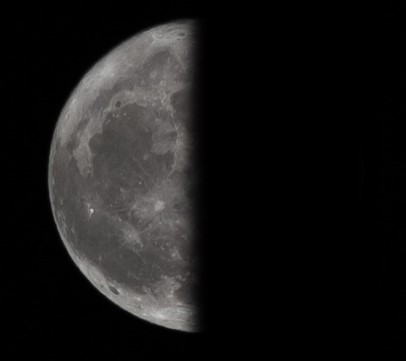 Εξασθενίζοντας ημισεληνοειδές φεγγάρι - 18-1-2020