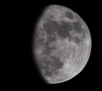 Κηρώνοντας κυρτό φεγγάρι - 4-1-2020